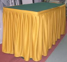 affordable skirting table design with skirting table design