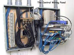 structured wiring how to wire your own home network, video and Structured Wiring Panel Design Structured Wiring Diagram #37