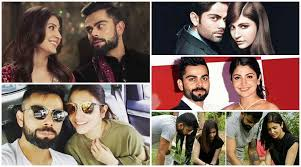 Here's A Look At Virat Kohli's Love Story With Anushka Sharma So Far Mesmerizing Love Images In