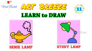 Art Breeze Is A Brand New Sketch Art Jolly Arts Drawing Program For