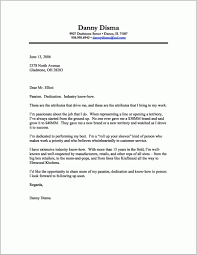 Example Of A Business Letter The Best Letter Sample Regarding An