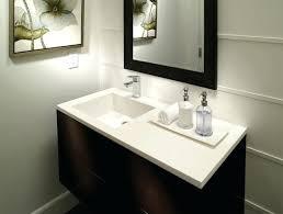 offset bathroom vanity bathroom vanity with offset sink 48 right offset bathroom vanity
