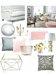 light grey room ideas cute pink and decor rose gold bedroom accessories