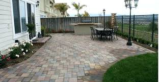 appealing brick cost per square foot how much does it cost to install backyard concrete site