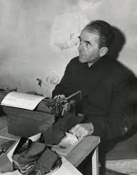 kriegsverbrechergefangnis spandau haupteingang spandau  war criminal and arch deceiver albert speer photographed in his cell at nuremberg during the nuremberg trials speer was photographed working at a