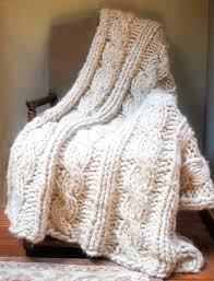 Afghan Knitting Patterns Unique Chunky Alpaca Afghan Knitting Pattern Jess Wrobel Textiles And Decor