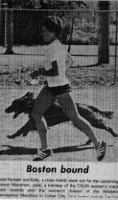 FIVE BOOMER CHAMPIONS RETURN TO BOSTON | ~ Wandering in a Running World ~