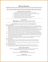 Investment Banking Analyst Resume Resume Investment Banking Template Analyst Image Astonishing Banker 9