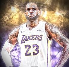 Lebron james free wallpaper and background. Lebron James Lakers Wallpapers Top Free Lebron James Lakers Backgrounds Wallpaperaccess