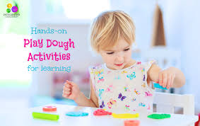 the best hands on play dough activities to build fine motor