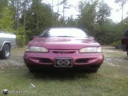 All Chevy 98 chevy monte carlo : Car Challenges 1994 Ford Thunderbird LX vs 1998 Chevrolet Monte ...