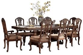 furniture t north shore: ashley north shore dining table bedroom furniture black with regard