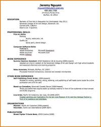 Resume Summary Examples For Highschool Students Fresh How To Write