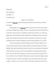 native son documents course hero native son essay pdf