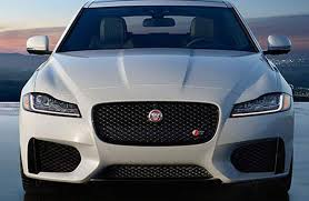 2018 jaguar xf. unique jaguar grille view of a white 2018 jaguar xf in jaguar xf r