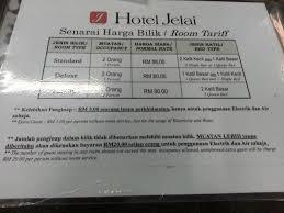 Hotel Jelai Mentakab Diari Si Ketam Batu Review Hotel Jelai Hillview Kuala Lipis
