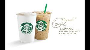 starbucks oprah chai tea latte diy