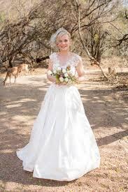and green rustic outdoor farm wedding