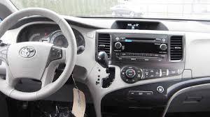 2013 Toyota Sienna, Salsa Red Pearl - STOCK# 372070 - Interior ...