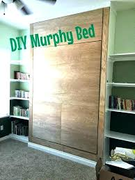 twin murphy bed. Twin Murphy Bed Exotic Kits Make Your Own Junk In Their Trunk .
