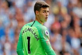 Kepa arrizabalaga completes chelsea transfer for reported £71.5m fee chelsea have found their new goalkeeper of the future, signing athletic bilbao's star. I Liked The Lengths Chelsea Went To Get Me Kepa Arrizabalaga Mykhel