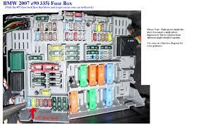 2007 bmw 335i fuse diagram 2007 wiring diagrams bmw e90 fuse diagram explained at E92 Fuse Box Diagram