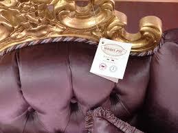 Salotti ducale foglia oro zona giorno living classica salotti