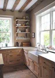 Rustic Country Kitchen Design Ideas To Jump Start Your Next - Cypress kitchen cabinets