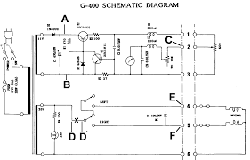 rotator controller rotator schematic all you really need is a 24v ac supply a 6v dc supply and a 70 100 uf ac motor capacitor