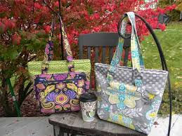 Tote Bag Sewing Pattern Awesome The Lucy Tote Bag Sewing Pattern Love To Sew