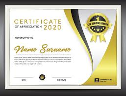 Corporate Certificate Template Certificate Template Vector Illustration Diploma Layout In A4 Size Business Flyer Design Advertisement Printing Achievement Appreciation