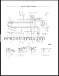 ford 1715 tractor wiring diagram New Holland Alternator Wiring Diagram