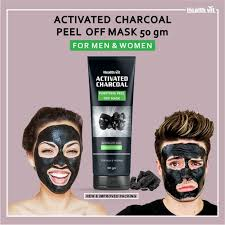 healthvit masks ls healthvit activated charcoal purifying l off mask in india nykaa