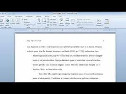 APA Tutorial Formatting Long Quotes YouTube Mesmerizing Apa Quote Format