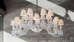 baccarat ellipse chandelier 16 lights