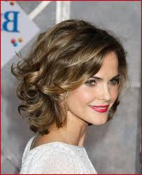Hairstyle For Curly Short Hair Round Face 294619 Wonderful Curly