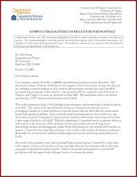 Solicited Cover Letter Images Cover Letter Sample Collection Of