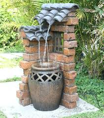 outdoor water fountain wonderful water fountain in garden best garden water fountains outdoor water fountains for