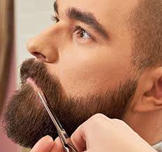 to trim your mustache
