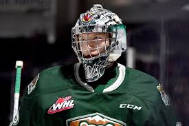 Calgary Flames: Dustin Wolf Receives WHL Goaltender of the Year