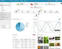 Bootstrap 4 Chart Example 20 Free Premium Bootstrap Admin Dashboard Templates Envato