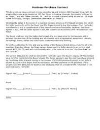 Business To Business Contract Template – Gocollab