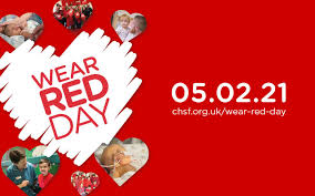 Children's Heart Surgery Fund - ❤ SAVE THE DATE: WEAR RED DAY 5th February  2021 ❤ Our biggest fundraiser of the year is back for 2021 and we cannot  WAIT to celebrate