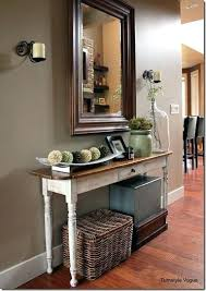 front hallway table. Appealing Front Hall Furniture And Best Hallway Tables Ideas Entry Decorating . New Table