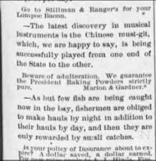 Santa Cruz Weekly Sentinel from Santa Cruz, California on February 28, 1880  · Page 3