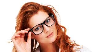 Tapety Tvář Ryšavý Portrét Dlouhé Vlasy ženy S Brýlemi