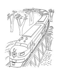 So grab your crayons, because we've given you a ticket to believe. Polar Express Train Coloring Pages Coloring Home