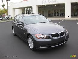 BMW 3 Series bmw 3 series wagon for sale : 2007 BMW 3 Series 328xi Wagon in Sparkling Graphite Metallic ...