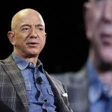 Jeff Bezos to resign as chief executive of Amazon | Jeff Bezos