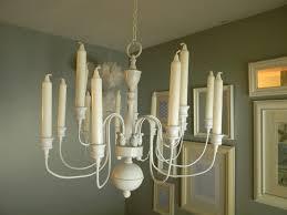 rectangular pillar candle chandelier chandeliers at